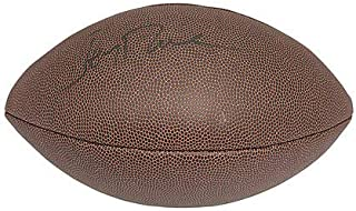 Jerry Rice Autographed Signed NFL Supergrip Football - Sports Collectibles Authentication