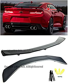EOS Body Kit Rear Wing Spoiler - For Chevrolet Camaro 16-Up 2016 2017 2018 ZL1 Style