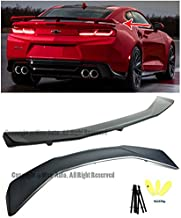 EOS Body Kit Rear Wing Spoiler - For Chevrolet Camaro 16-Up 2016 2017 2018 ZL1 Style