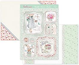 HunkyDory Crafts Window to the Heart - Enjoy Your Day - Topper Set Card Kit SSW901