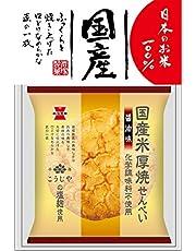 岩塚製菓 国産米厚焼せんべい醤油味 5枚 ×12袋