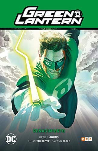 Green Lantern Vol. 01: Renacimiento