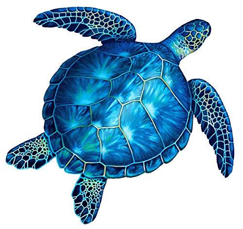 Sea Turtle Porcelain Swimming Pool Mosaic (18