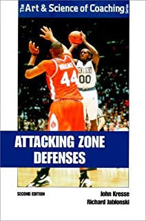 Attacking Zone Defenses (Art & Science of Coaching) by John Kresse (1998-05-10)