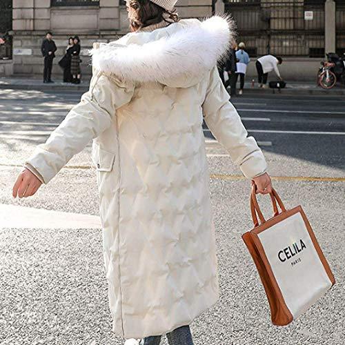 CBXD Chaqueta de algodón para Mujer