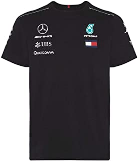Mercedes AMG Motorsport Black Team Tee