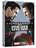Captain America - Civil War (Edizione Marvel Studios 10 Anniversario) [DVD]