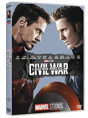 Captain America - Civil War (Edizione Marvel Studios 10 Anniversario) (1 DVD)