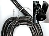 Update Your Metro Vac Car Dryer With A 30 Foot Commercial Grade Replacement Hose! Kit Also Includes A Hose Hangar, Wall Mounting Bracket For Your Dryer, & 3 Extra Filters - Fits MB-3CD Model Only