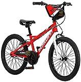 Schwinn Koen Boys Bike for Toddlers and Kids, 20-Inch Wheels, Red