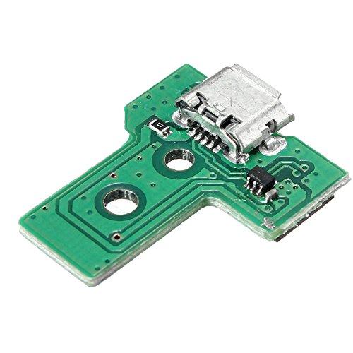 C-FUNN Controlador USB De Carga Puerto Zócalo Jds-030 F001 V1 Pin Cable...