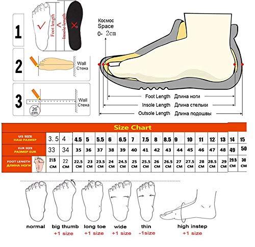 WPF ZJH Camino Zapatos de Ciclo MTB Zapatos Calzado de Bicicletas de montaña Bicicletas Ultraligero Las Zapatillas de Deporte de Auto-Bloqueo Profesional Transpirable (Color : Verde, Talla : 36)
