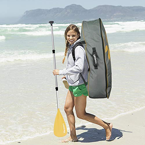 FBSPORT Premium Inflatable Stand Up Paddle Board (6 inches Thick) with...