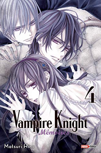 Vampire Knight Mémoires Edition simple Tome 4