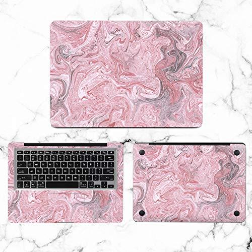 Calcomanía de mármol para portátil de 11/12/13/14/15/17 pulgadas para MacBook/HP/Dell/Lenovo Laptop Sticker Decorat-AL113-11
