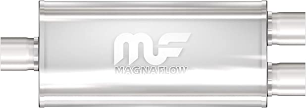 Best magnaflow dual in single out muffler Reviews