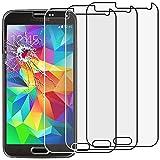 ebestStar - kompatibel mit Samsung Galaxy Grand Prime Panzerglas x3 SM-G530F, Value Edition SM-G531F Schutzfolie Glas, Schutzglas Bildschirmschutzfolie 9H gehärtes Glas [Phone: 144.8x72.1x8.6mm, 5.0'']