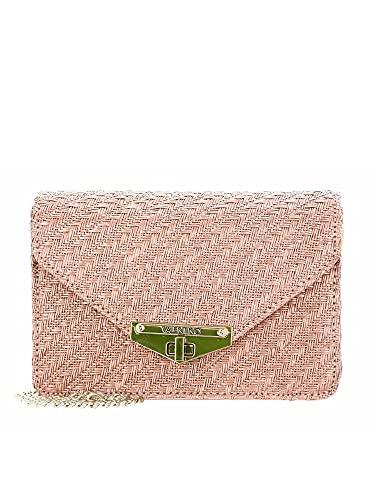 Mario Valentino Amanda VBS5AM01 Handtasche, Farbe Puder
