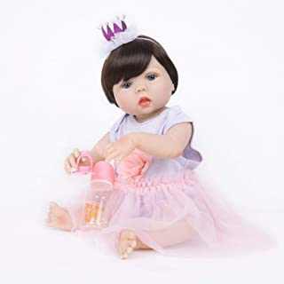 6a76f595f5c Arvin87Lyly Poupée Réaliste Fille Reborn Baby Doll