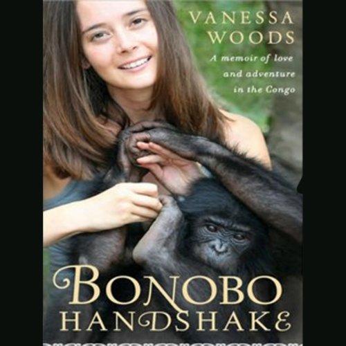 Bonobo Handshake audiobook cover art