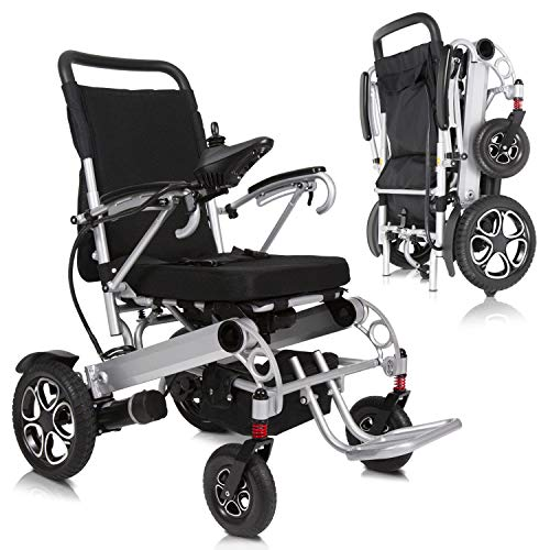Vive Electric Wheelchair Power Transport Chair