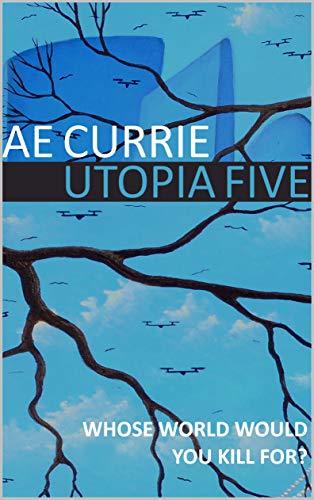 Couverture du livre Utopia Five (Panopticon Book 1) (English Edition)