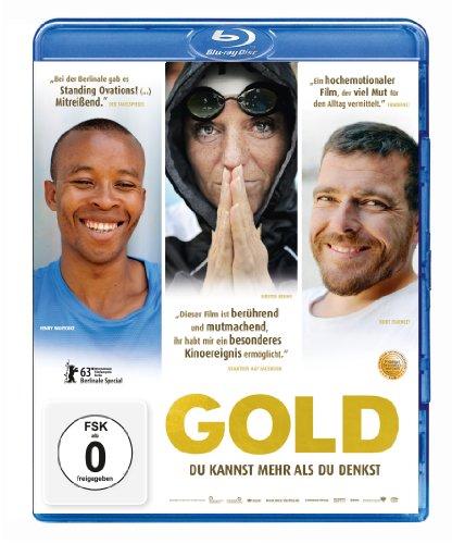 Gold - Du kannst mehr als Du denkst [Blu-ray]