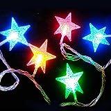 Generic Changeable : Holiday Lighting AC220V 5M Wedding Party Xmas Fairy Light Garl