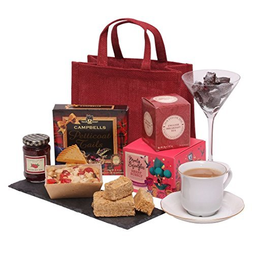 Sweet Treats Hamper - Gift Hamper for Her - Ideal as a Thank You Hampers or Birthday Present