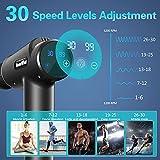 Zoom IMG-1 pistola massaggio muscolare massaggiatore elettrico