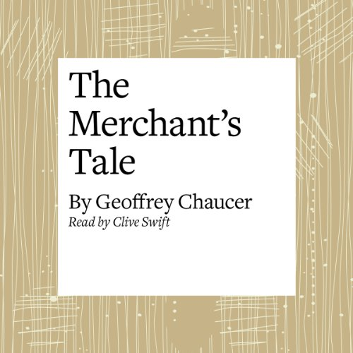『The Canterbury Tales: The Merchant's Tale (Modern Verse Translation)』のカバーアート