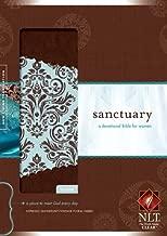 Sanctuary NLT: A Devotional Bible for Women