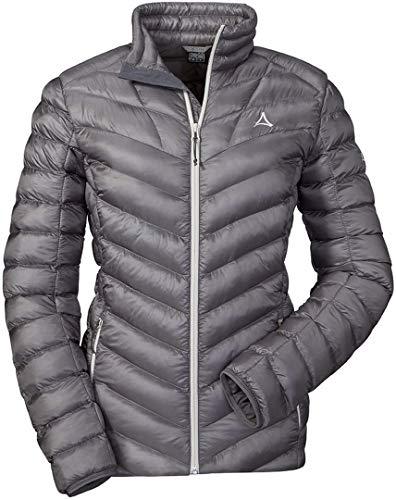 Schöffel Damen Annapolis Thermojacket, Silver Filigree, 42