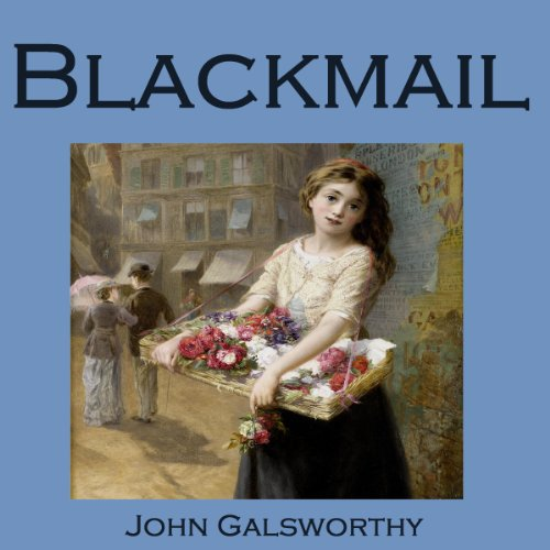 Blackmail audiobook cover art