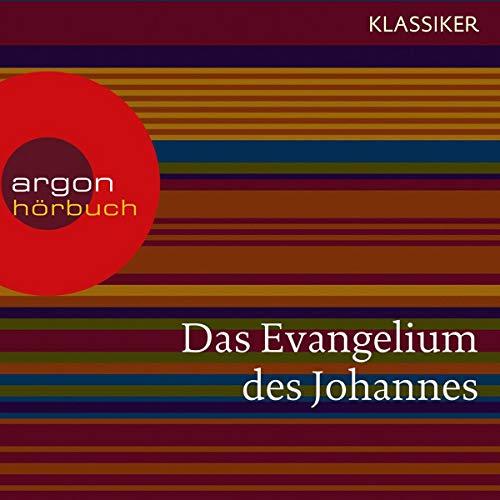 Das Evangelium des Johannes Titelbild