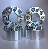 Customadeonly 4 Pieces 3' 75mm Hub Centric Wheel...