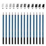 Zoom IMG-2 yotino 35pcs kit matite da