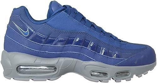 Nike Air Max 95 AT0042-400 - Scarpe da Uomo, Colore: Grigio, Blu ...