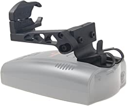 BlendMount BRX-2027 Corvette C7 Aluminum Radar Detector Mount for Radenso XP/SP. Patented Design - Made in USA - Looks Factory Installed