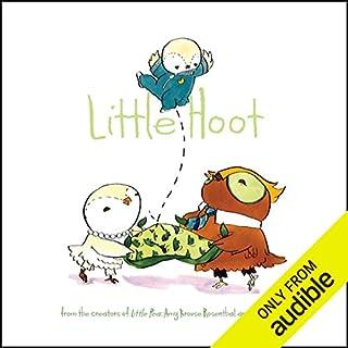 Little Hoot  audiobook cover art