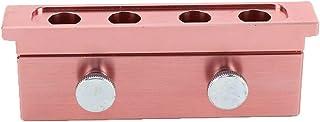 12.1mm 4 Holes Drie-doele Diy Lippenstift Schimmel Cosmetische Lippenstift Fabrikant Snavel Type (rose Goud)