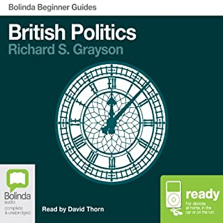 British Politics: Bolinda Beginner Guides cover art