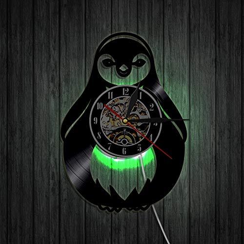 relojes con discos de vinilo fabricante JAXU CWN 'ART