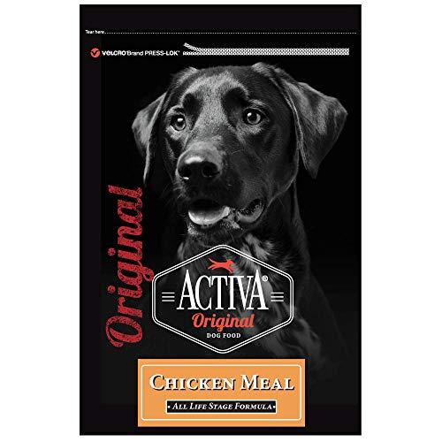 Activa Original Custom Dog Food (Chicken, 15lb)