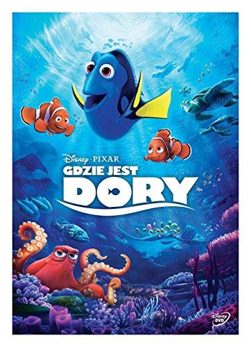 Finding Dory [DVD] [Region 2] (IMPORT) (Keine deutsche Version)