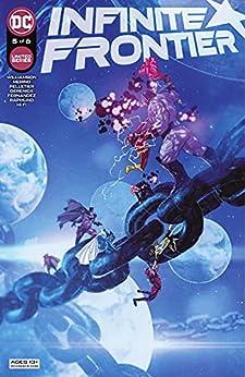Infinite Frontier (2021-) #5 by [Joshua Williamson, Mitch Gerads, Tom Derenick, Jesús Merino, Paul Pelletier, Raul Fernandez, Norm Rapmund, Romulo Fajardo]