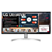 "LG 29WN600-W 29"" 21:9 UltraWide WFHD IPS HDR1 0 Monitor with FreeSync (Renewed)"