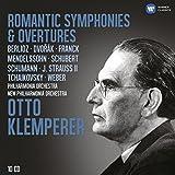 Otto Klemperer Romantic Symphonies & Overtures