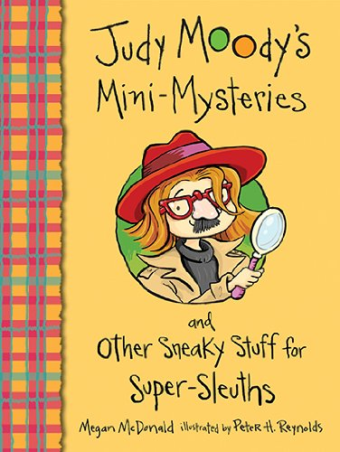 Judy Moody's Mini-Mysteries and Other Sneaky Stuff for Super-Sleuths (English Edition)