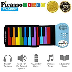 best top rated roll up piano 2021 in usa